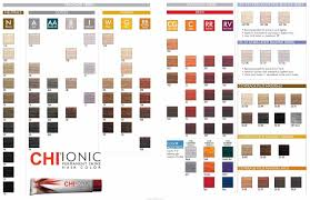 Chi Ionic Permanent Shine Hair Color Chart Chi Ionic Permanent Shine Hair Color Tube 3 Oz Lamidieu