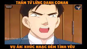 REVIEW TÓM TẮT Phim Thám Tử Conan || Khúc nhạc đêm tình yêu - YouTube