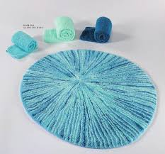 Teal Bathroom Rugs Chesapeake Pebbles Bath Runner Rug Pc