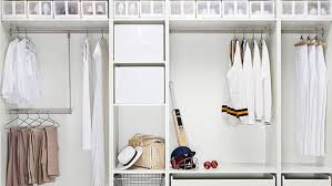 furniture white wood wardrobe closet design with drawer shoe storage and pipe ideas 13