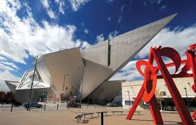 denver art museum. hotels near denver art museum