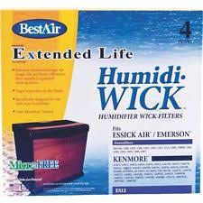 kenmore humidifier filters. item 8 extended life humidifier wick filter replacement - for emerson and kenmore -extended kenmore humidifier filters