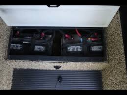 does your motorhome s engine charge your house battery does your motorhome s engine charge your house battery