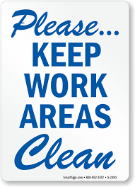Keep Kitchen Clean Signs For OfficePrintable Keep Bathroom Clean Signs