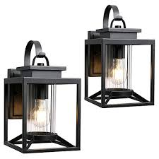 osimir outdoor wall light 2 pack