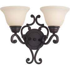 maxim lighting manor 2 light oil rubbed bronze wall sconce