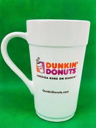 Engraved embossed orange & white 2012 dunkin'. Dunkin Donuts 2013 America Runs On Dunkin Tall Ceramic 16 Oz Coffee Mug For Sale Online Dunkin Donuts 16 Oz Coffee Mugs Dunkin
