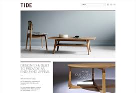 Furniture Design Website