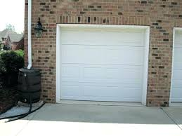 1 car garage ideas one car garage door about remodel perfect inspiration interior home design ideas