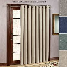 blackout curtains for sliding glass doors