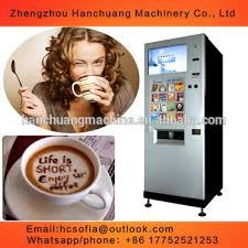 Coffee Vending Machine Nescafe Price Beauteous Best Price Large Capacity Coin Operated Nescafe Coffee Vending