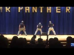 Mr. Panther 2015- Aaron Perfetto (Talent) - YouTube
