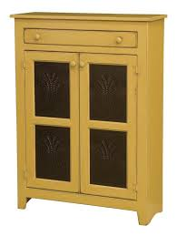 tin furniture. Amish Large Pine Wood Pie Safe With Tin Doors Furniture R