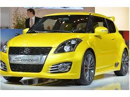 new car launches of 2014Maruti Suzuki Swift S More Powerful S Variant of Swift to be