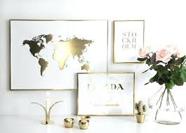 Gold And White Bedroom Ideas Master Bedroom Decor Gold Designs For ...