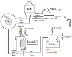 ignition lighting alternator kit for royal enfield crusader royal enfield crusader 250 ignition lighting alternator kit stk 109d wiring diagram stk 109d