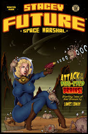 Stacey Future Space Marshal porn comics 8 muses