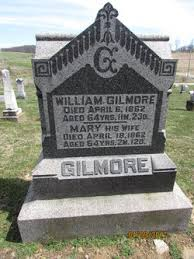 """Mary """"Polly"""" Simpson Gilmore (1798-1862) - Find A Grave Memorial"""