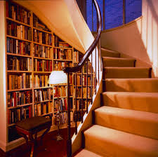 home library office. Office Design Nothing Like A Cute Reading Room In The Staircase Bend Except For Home Library