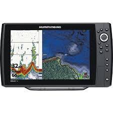 Unimap Charts Humminbird Helix 12 Mega Chirp Si G2n Graph Shack Fishing Marine Equipment