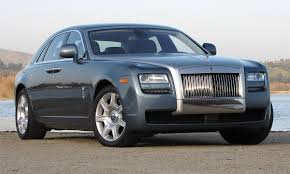 Rolls Royce GHOST 2012 - International Price & Overview