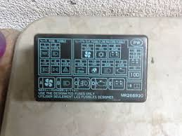 2000 montero fuse box wire get image about wiring diagram 99 mitsubishi montero fuse box 99 automotive wiring diagrams