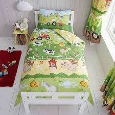 toddler bed duvet cover