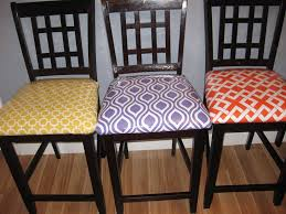 fabric for kitchen chairs trends with outstanding ideas counter stools blinds metal polyester ladder red vintage homed