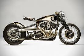 harley davidson sportster 883 opera by south garage hiconsumption