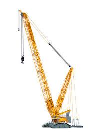 Liebherr Lr 11000 Buckner Heavylift