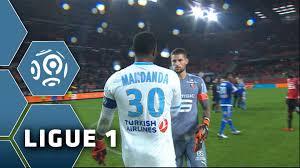 Marseille Rennes Resume Stade Rennais FC Olympique de Marseille 2424 Highlights SRFC 1