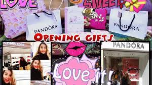 pinay in south korea opening wedding anniversary gifts pandora michael kors disneycharms pinks