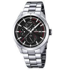 Купить <b>часы Festina</b> F16828/<b>4</b> Multifuncion в Москве, Спб. Цена ...