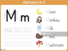 Alphabet Tracing Worksheets A Z Worksheets