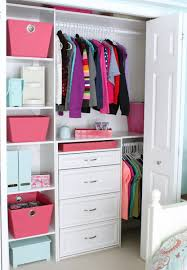 Childrens closet organization Minimalist Hgtvcom Small Reachin Closet Organization Ideas The Happy Housie