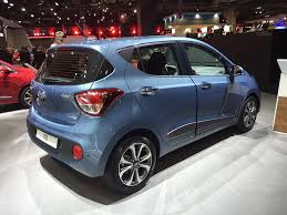 Hyundai (Grand) i10 facelift unveiled at Paris Motor show