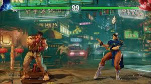 street fighter 5 ps4 beta details discuss characters and stages