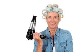 účesy Pro Starší ženy 50