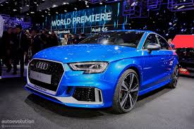 2018 audi rs3. wonderful audi 2018 audi rs3 sedan price leaked in canada should be around 54000 the  us and audi rs3