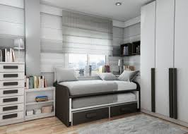 teenage bedroom ideas black and white. Bedroom Ideas For Teenagers Boys White Table Lamp On Bedside Black Red Comfortable Bedding Sheet Pink Wall Painted Inspiration Iron Teenage And