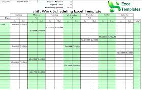Team Schedule Template 9 Free Word Excel Format Download 8