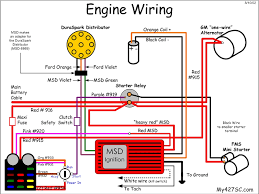 wiring diagram for msd 6a the wiring diagram msd 6al wireing question duraspark distributor ffcars wiring diagram