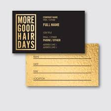 Top 27 Professional Hair Stylist Business Card Tips