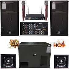 Bộ dàn âm thanh 4 tấc karaoke và nghe nhạc gia đình KPS - 9900 (CAO CẤP)  giá rẻ 10.800.000₫