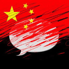 American Efird Color Chart Opinion The Chinese Threat To American Speech The New