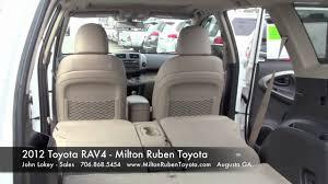 2012 RAV4 - Features and Test Drive - Milton Ruben Toyota - YouTube
