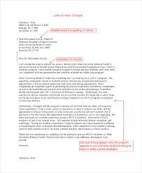 Pharmacist Letter Template