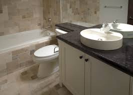 bathroom ideas checkered black