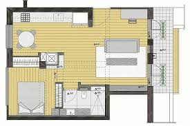 House plans 50 square meters