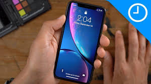 The iphone xr wallpaper is featured ...